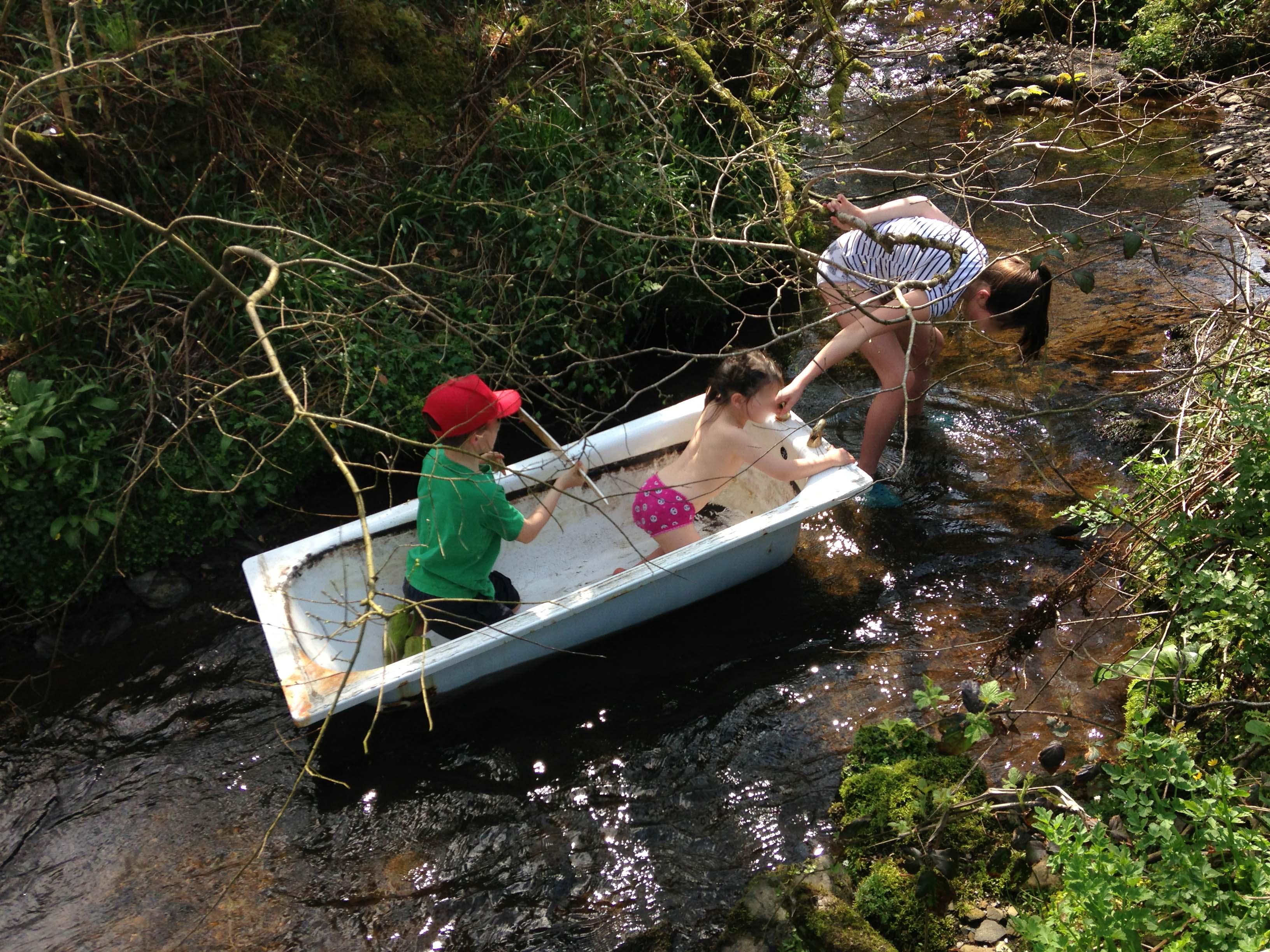 bathboat